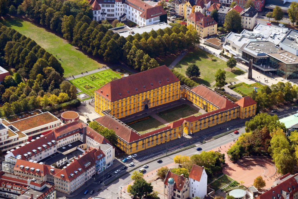 © Universität Osnabrück/Robert Grahn/Euroluftbild